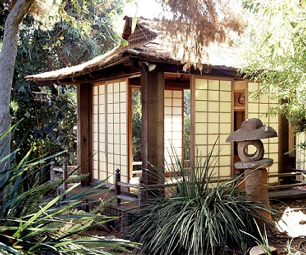 Japanese Garden Design Elements creating a japanese garden – important elements of garden design