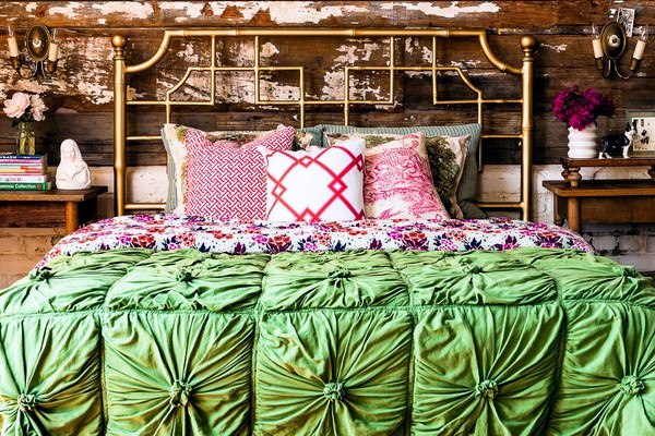 Hot metallic sheen in Home Decor - The Return of brass and copper