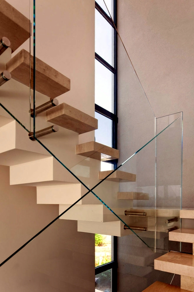 Modern Concrete Stairs 22 Ideas For Interior And Exterior Stairs