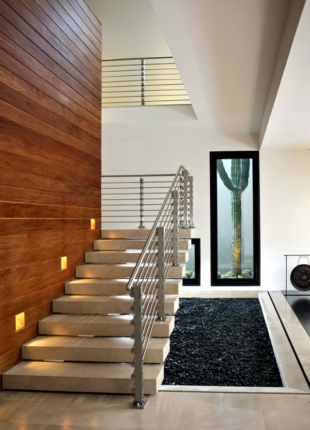 Modern Concrete Building Stairs   22 Ideas For Interior And Exterior Stairs