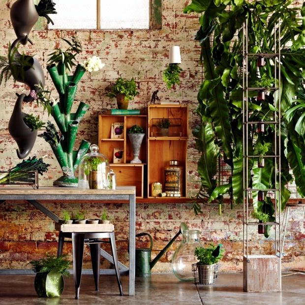 Garden accessories and gardening equipment store 20 ideas for cool storage interior design