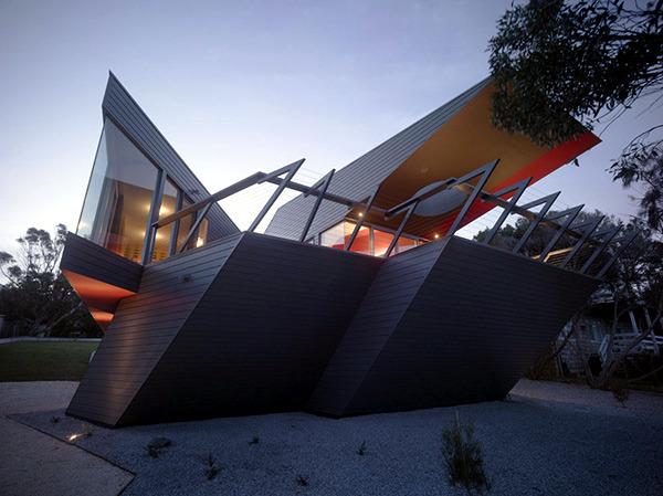 "While in a ""K"" - Beach House Ashton McDougall of Australia"