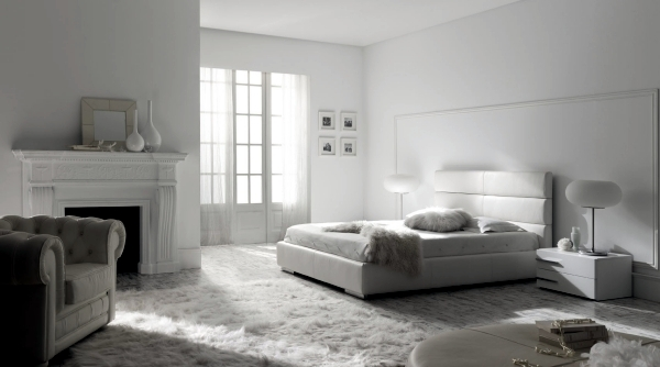 Minimalism at home invite ideas for modern room in white | Interior ...