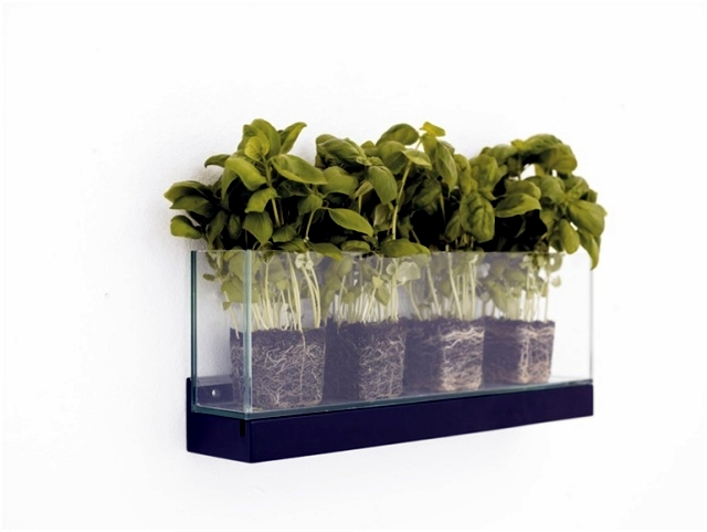 """Planter Design """"Front"""" - wall or table decoration"""