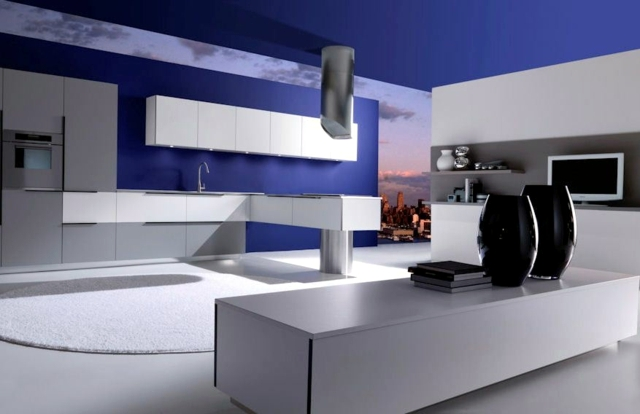 Kitchen design italian style
