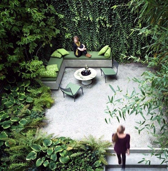 Ideas For Garden Design Relax