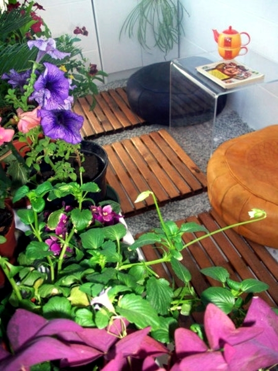 Ideas for garden design relax apply zen garden at home for Balcony zen garden ideas