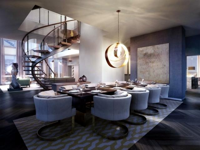 Rupert Murdoch paid $ 57 million for four penthouse flats