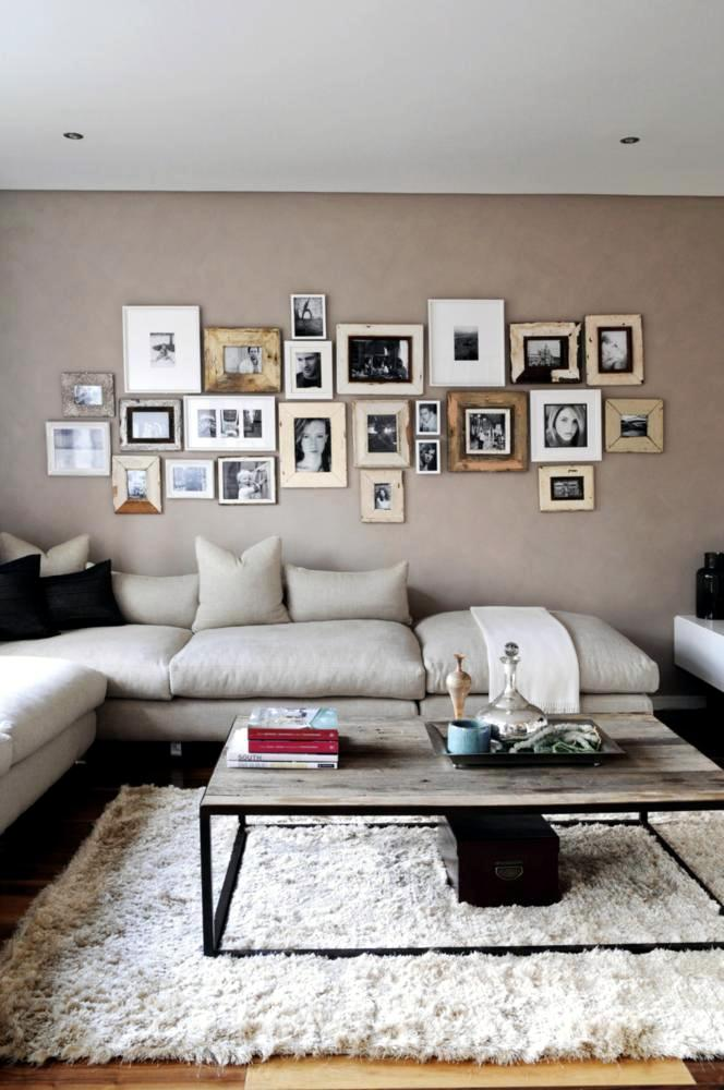 Living room with corner sofa and Photo Gallery | Interior ...