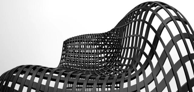 Design Leather Loveseat by David Batho comfort and aesthetics