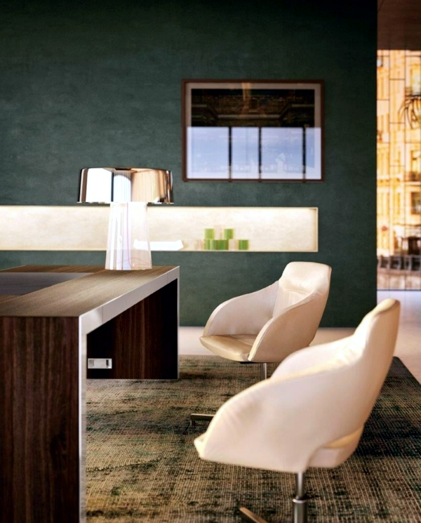 Wooden Office Style - Vogue by Sine Rica