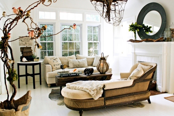 Country Style Interior Design – Modern home in Florida | Interior ...