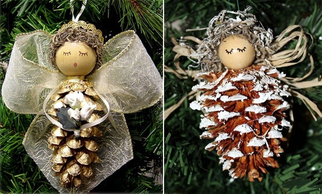 Angeles For Handicraft Ideas Christmas And Advent