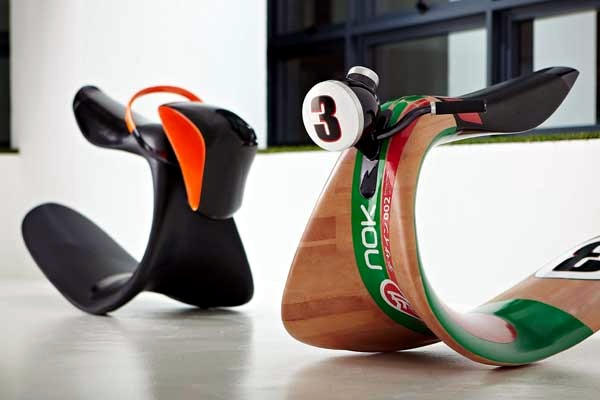 Modern Rocking Horse – toy comes in a new look | Interior Design ...