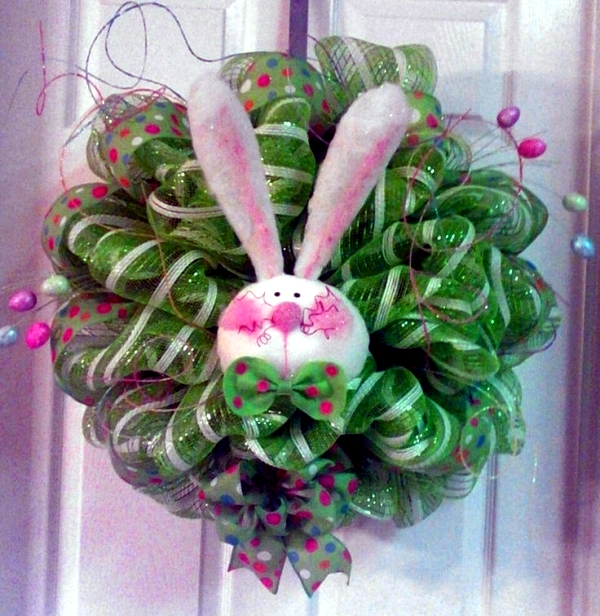 Ideas Spring and Easter Craft Crown for a good mood -29