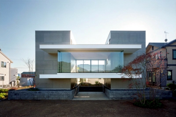 Architect-designed house