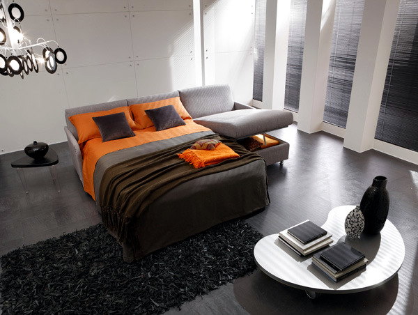 Prime Bulky Sofa Bed Like A Good Alternative To The Big Bed Pdpeps Interior Chair Design Pdpepsorg