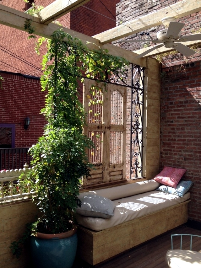 21 ideas for privacy screening options other balcony for Balcony privacy solutions