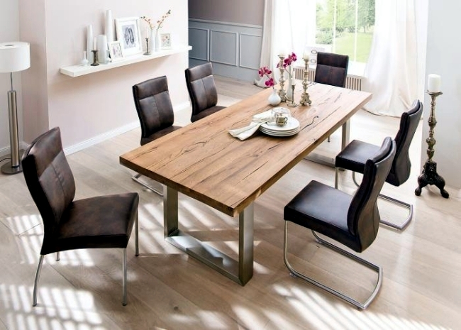 Dining Table. Solid Wood Furniture ...