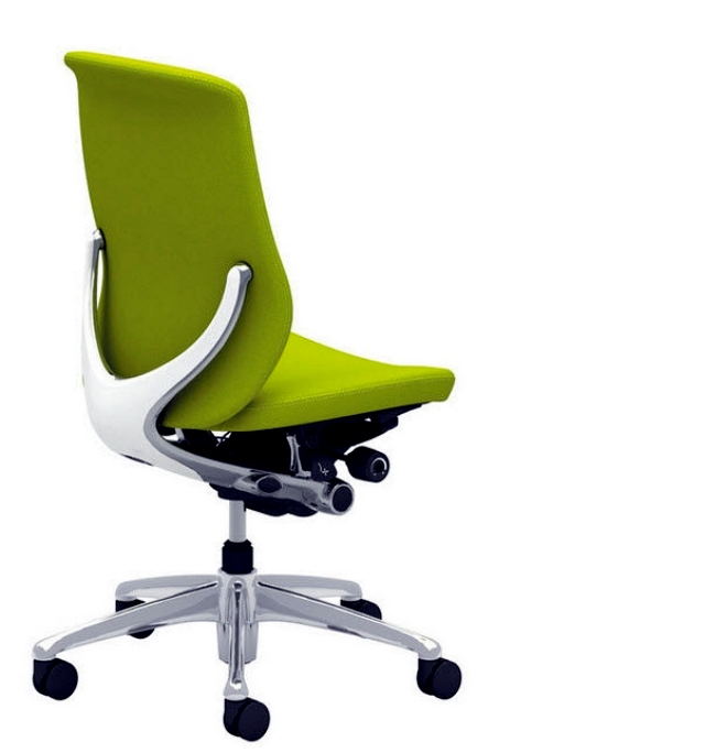 office chairs with bright colors