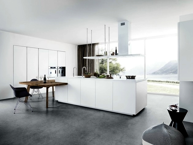 Modern Kitchen Design by Cesar convince understated elegance