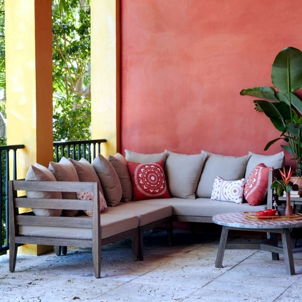 West Elm Summer 2015 collection - furniture garden furniture and accessories