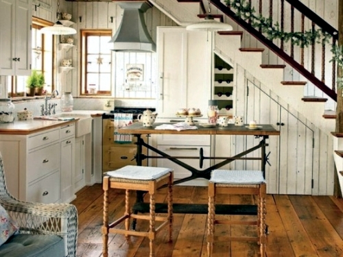 Check Out These Wonderful Creative Ideas For A Small Kitchen And Get Inspired To Create Your Own Large Kitchens Always Look Particularly
