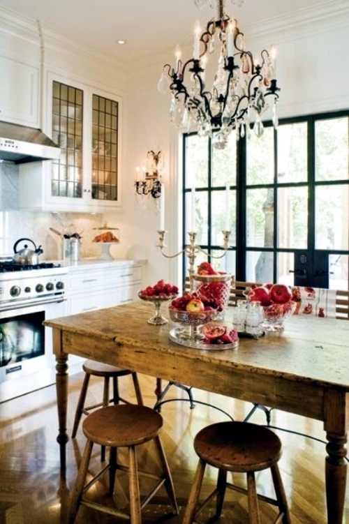 20 Ideas for a small kitchen - use reasonable limited space