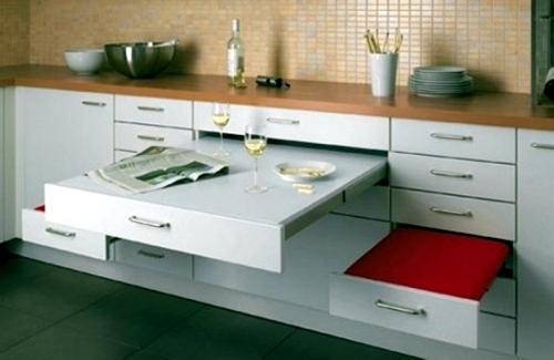20 Ideas For A Small Kitchen   Use Reasonable Limited Space