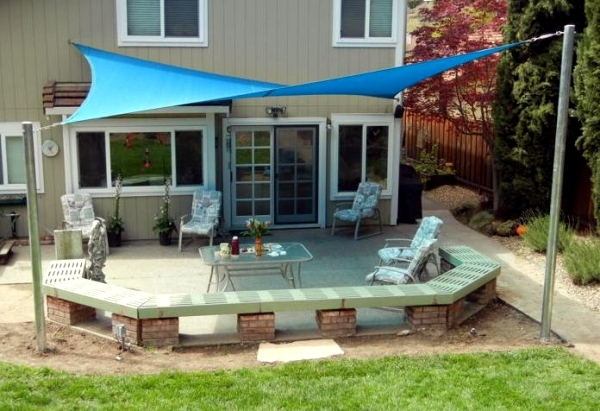 Individual solutions for shading - Patio Canopy