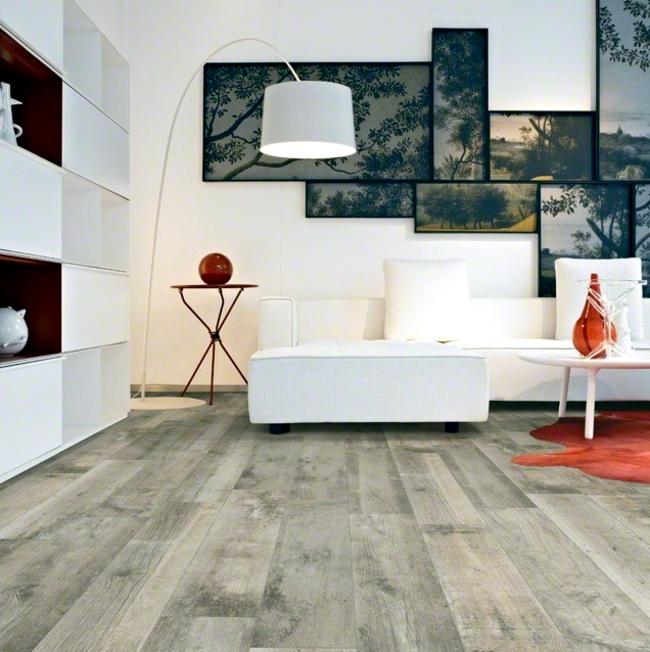 Design wooden tile celebrate the return of retro style of life