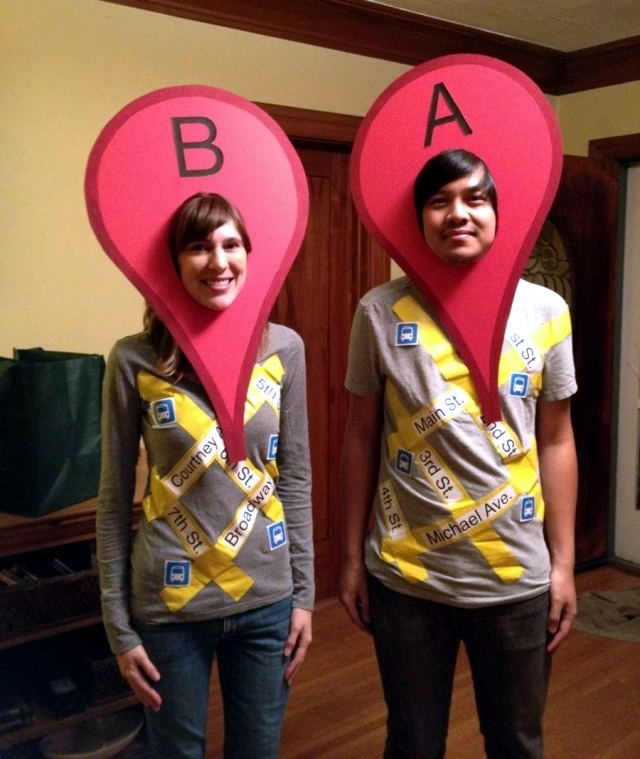 35 Funny homemade costumes - ideas for kids and adults  sc 1 st  Ofdesign : costume for adults ideas  - Germanpascual.Com