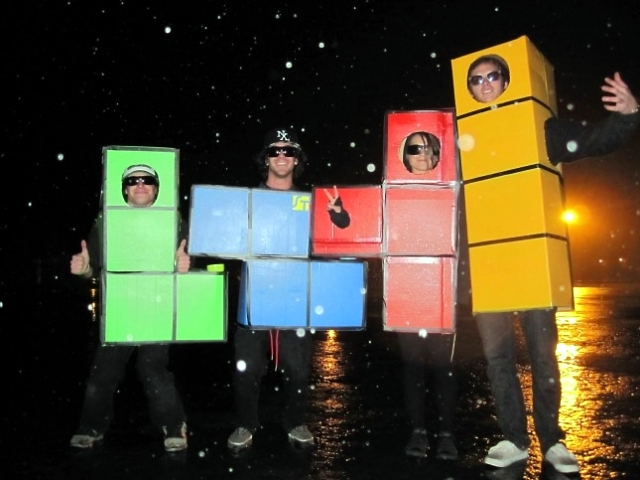 35 Funny homemade costumes - ideas for kids and adults