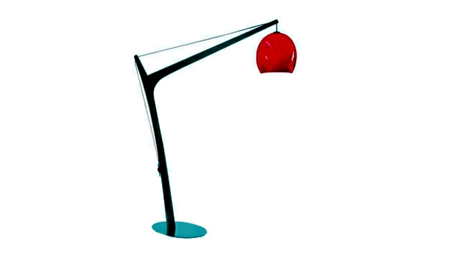 Modern lamp design inside France evaluated