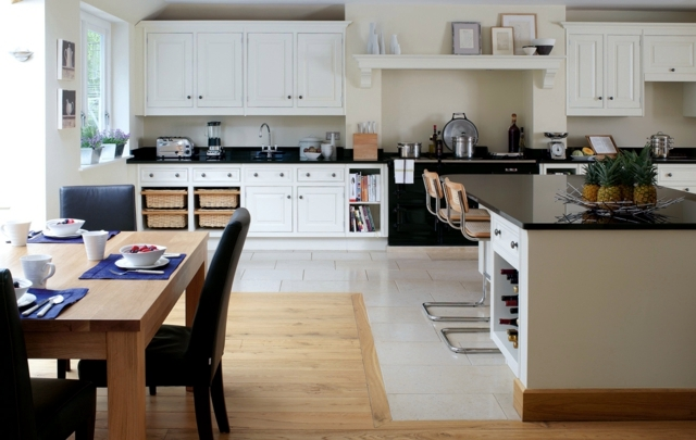 Modular kitchens offer contemporary design flexibility