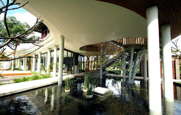 Green Architecture by Yoka Sara Indonesian