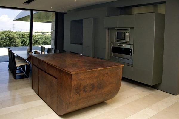 Modern Zen House Design in Madrid, Spain