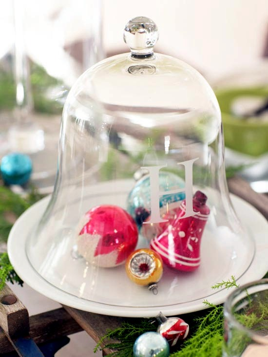 Ideas to decorate the Christmas table - quick, easy and elegant