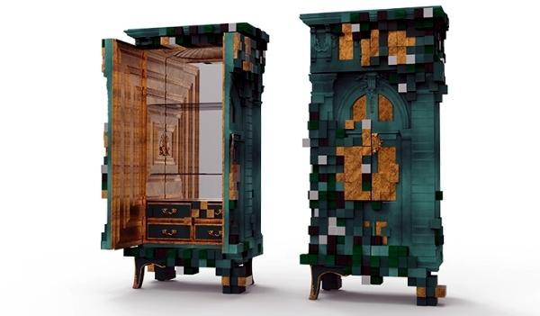 18 original plates and library designs Boca do Lobo