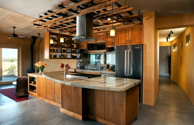 25 Suspended Ceiling Ideas Wood Design Contemporary Pendant