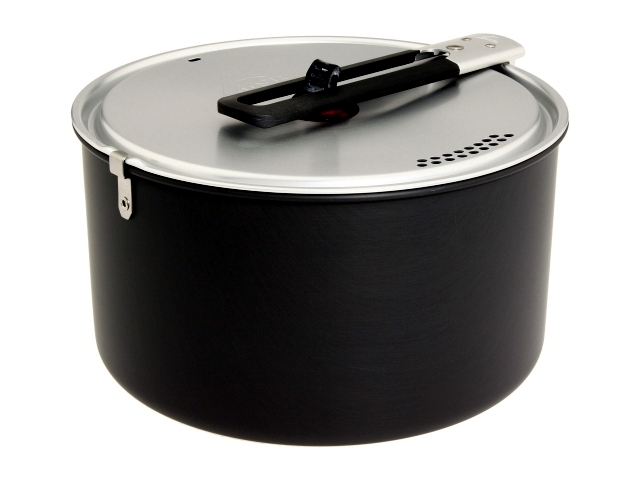 Camping Cookware MSR - stacked inside one another to save space