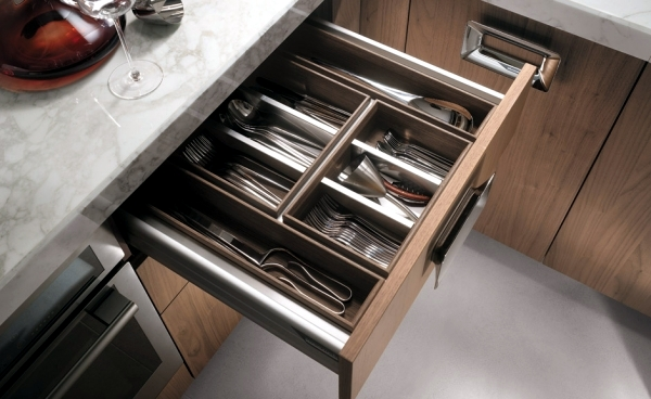 The Barrique Kitchen Design - The dream of every wine lover