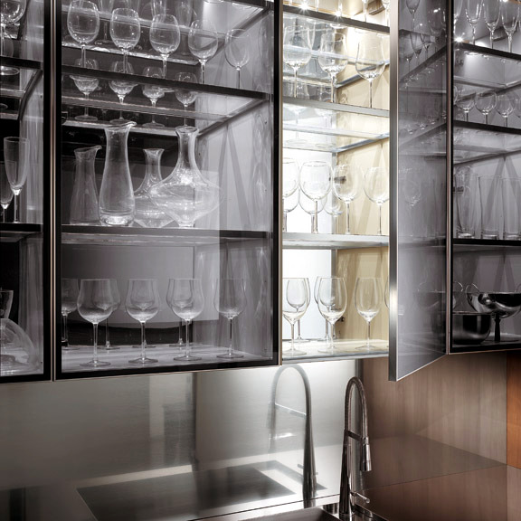 Barrique Kitchen Design For True Wine Lovers