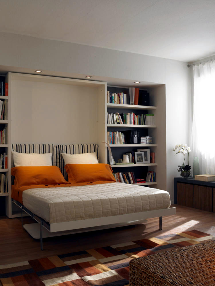 Murphy Bed For Practical Life Interior Design Ideas