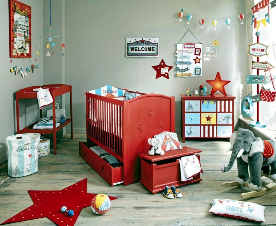 Baby Room In Scandinavian Style Interior Design Ideas