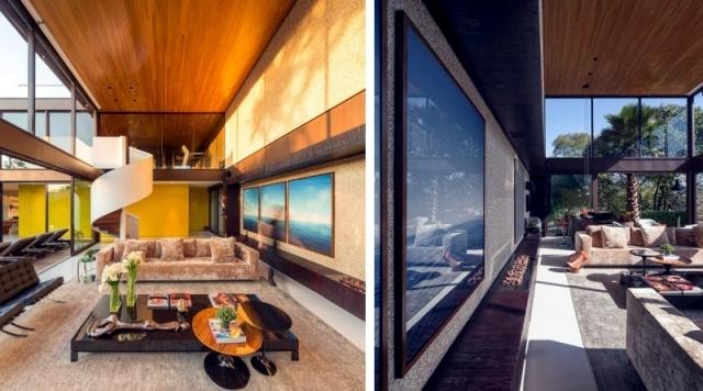 Luxury Villa Limantos São Paulo - bright and colorful