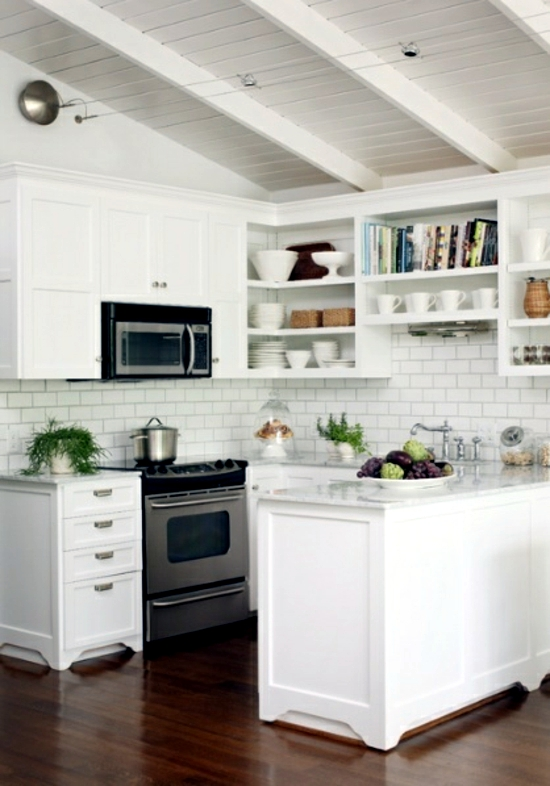Small Kitchen Established Recommendations For The Distribution And