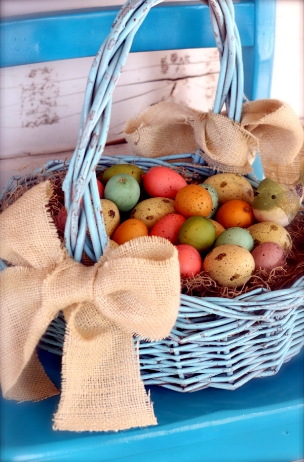 Easter basket crafts and even arrange 20 good ideas for easter easter basket crafts and even arrange 20 good ideas for easter negle Images