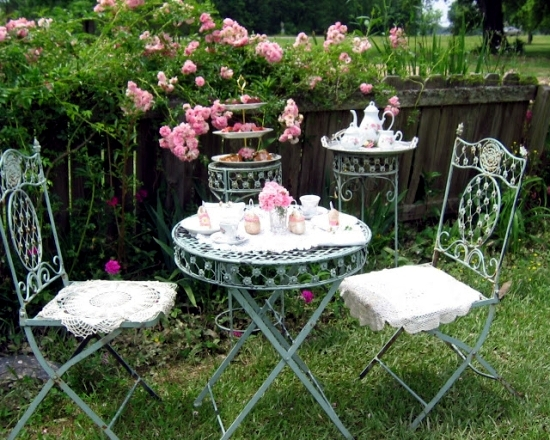 Perfect Garden Design - 15 Ideas fine for outdoor spaces