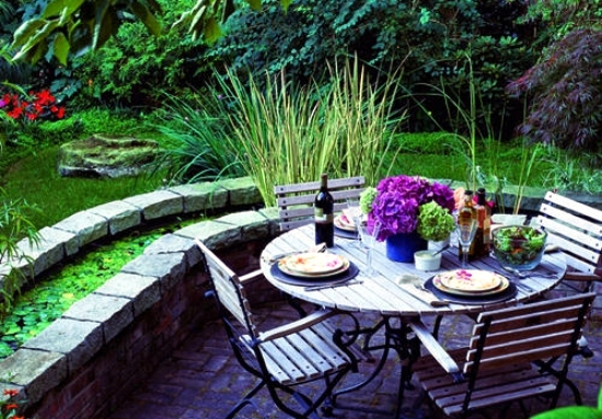 Perfect Garden Design - 15 Ideas fine for outdoor spaces